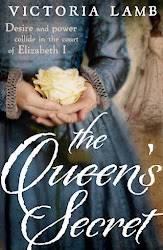 The Queen's Secret, a Tudor court novel, out now in paperback