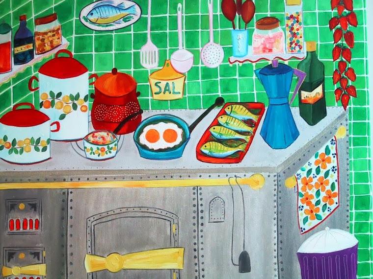 La alacena de la abuela carmen for Cocina casera de la abuela