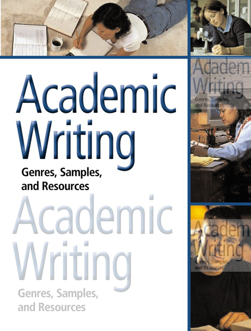 Help with academic writing