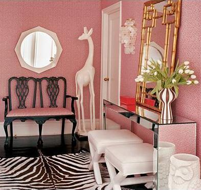 Chic Antique Blog: Pantone names its 2011 color of the year..PINK!