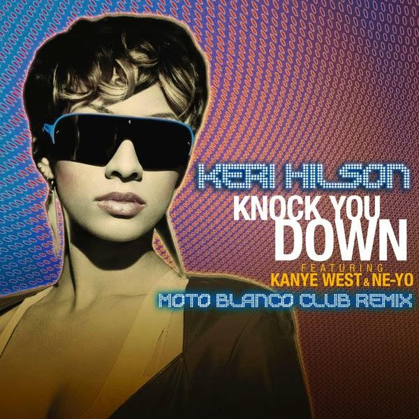 Keri Hilson - Knock You Down (Moto Blanco Club Remix) [feat. Kanye West & Ne-Yo] - Single Cover