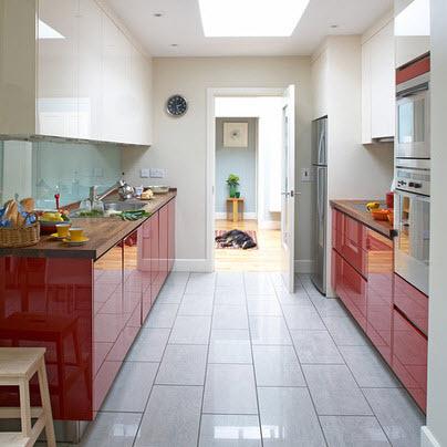 Dise os y tipos de pisos para cocina para que elijas el for Tipos de pisos