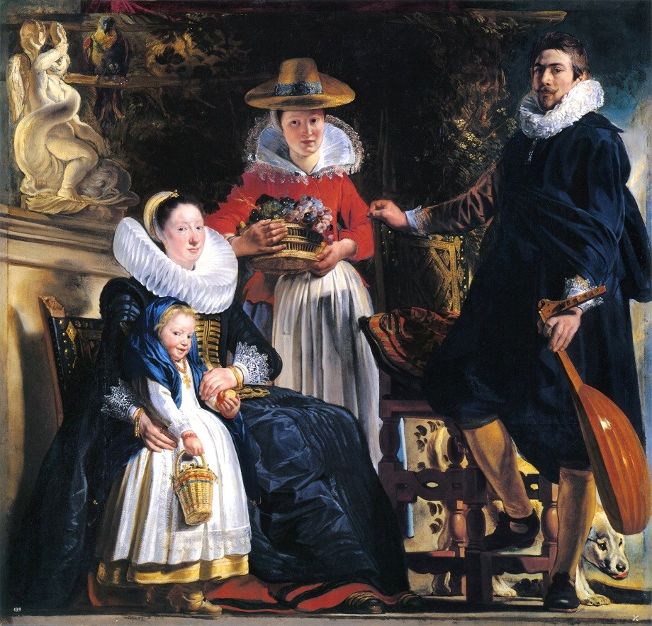 analytical piece family portrait