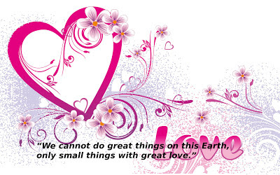 Love Quotes Wallpapers Collections
