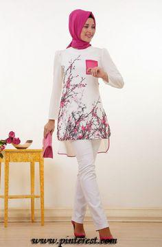 Dernier mode hijab en turquie