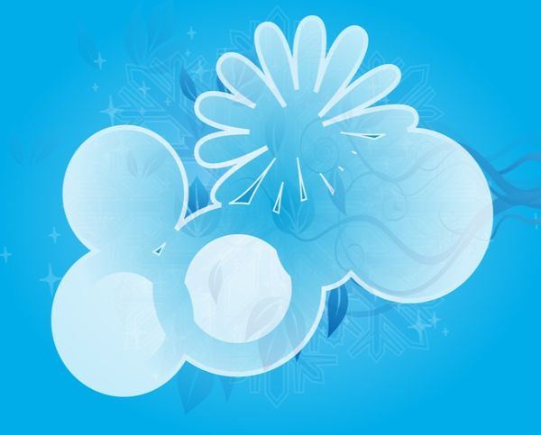 Free Cold Winter Vector Graphics