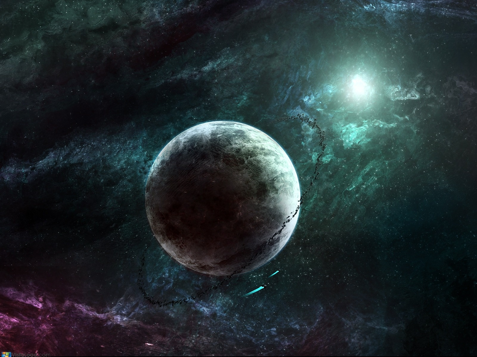 outer space planets skyscapes - photo #10