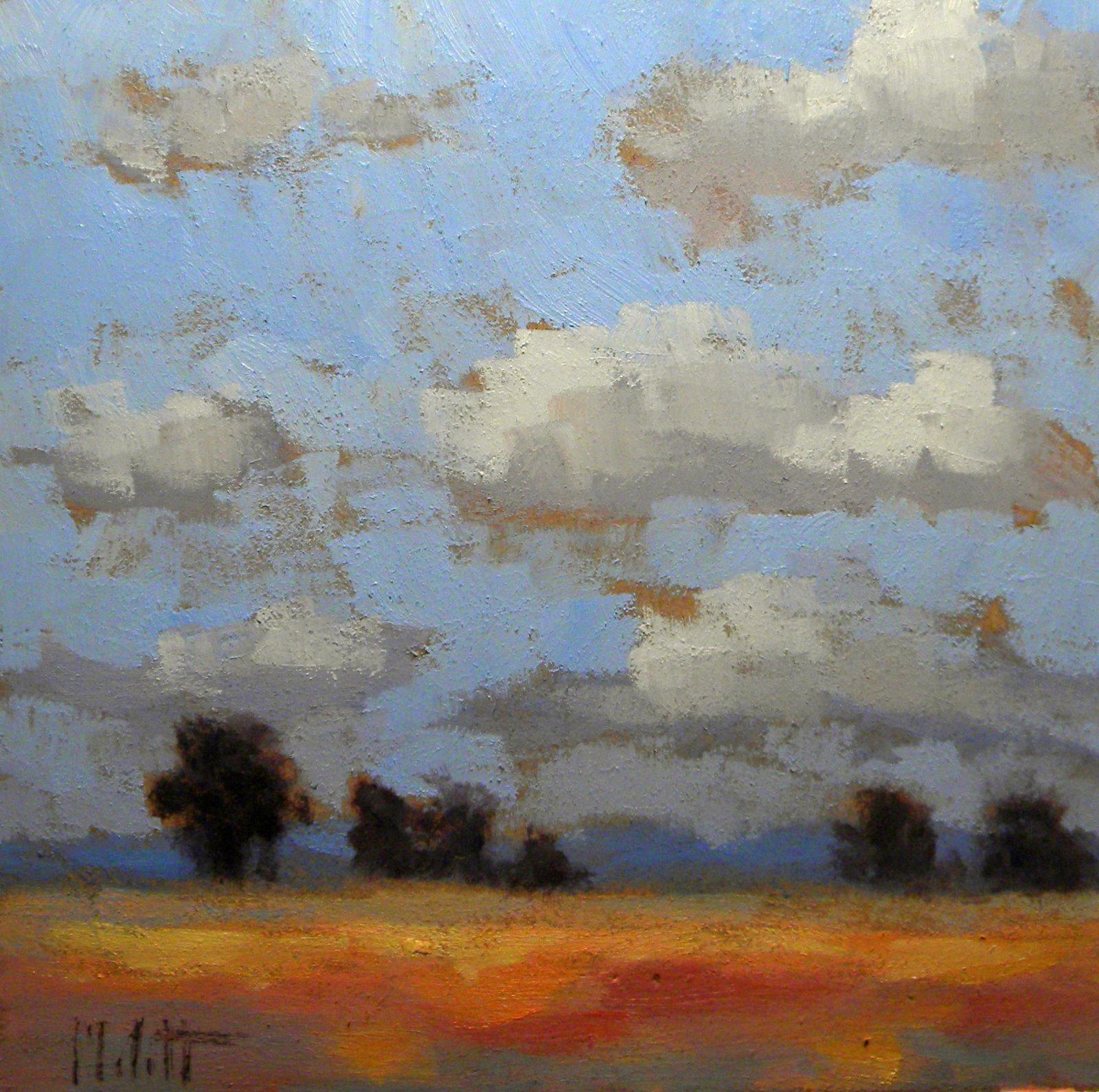 heidi malott original paintings impressionist landscape