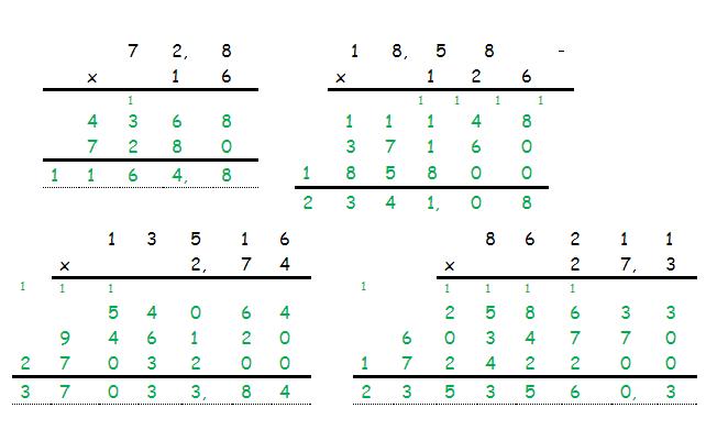 Cahiers de vacances koala math matiques cm2 for Exercice multiplication cm2