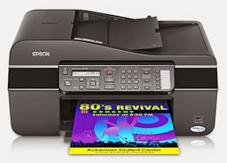 Epson Stylus NX305 Driver Software