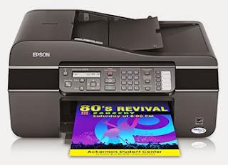 Epson Stylus NX305 Driver Software