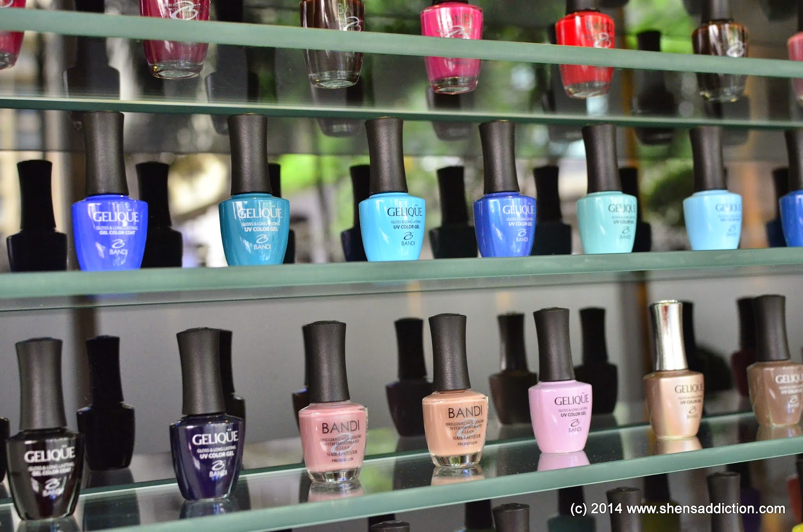 Gel Nail Polish Review Philippines - Creative Touch