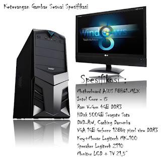 Komputer Rakitan Core-i5