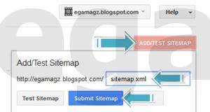 Daftarkan Dan Submit Sitemap XML Untuk SEO