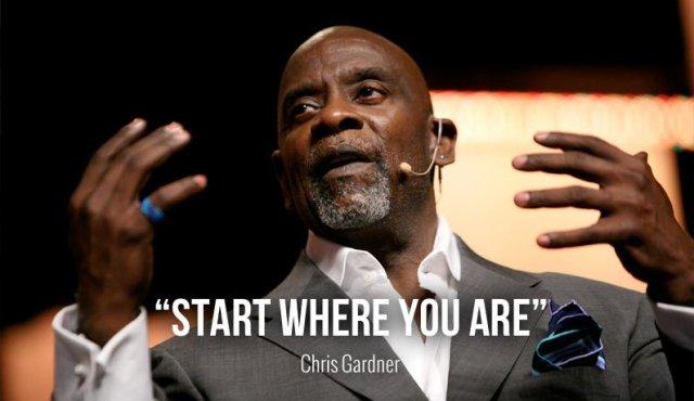 Chris Gardner Tokoh Motivator Terpopuler Dunia