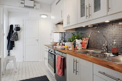 dapur cantik9 30 Ide Desain Dapur yang Cantik dan Menarik