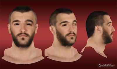 NBA 2K13 Nikola Peković Cyberface Mod