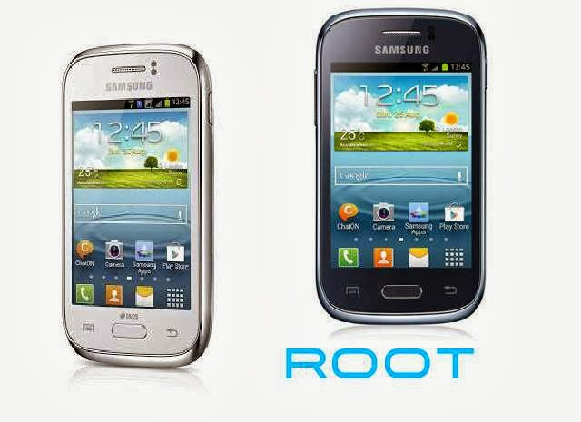 Description: Cara Root Samsung Galaxy Young GT-S6310/GT-S6312
