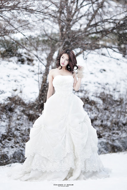 4 Yoon Joo Ha - Snow White-Very cute asian girl - girlcute4u.blogspot.com