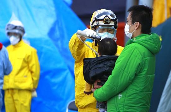 Mensaje desde Fukushima
