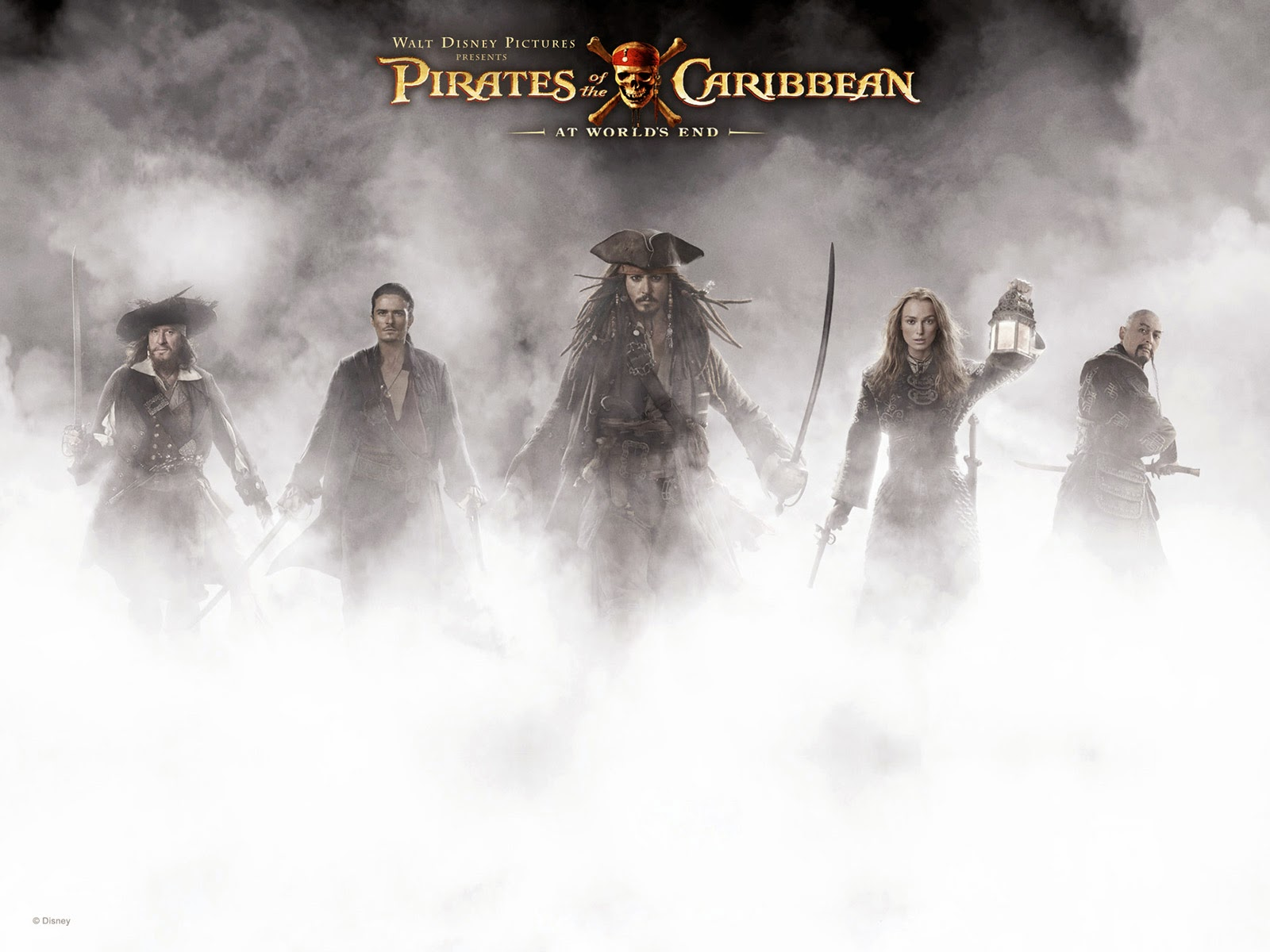Pirates of the Caribbean: At World's End (2007).
