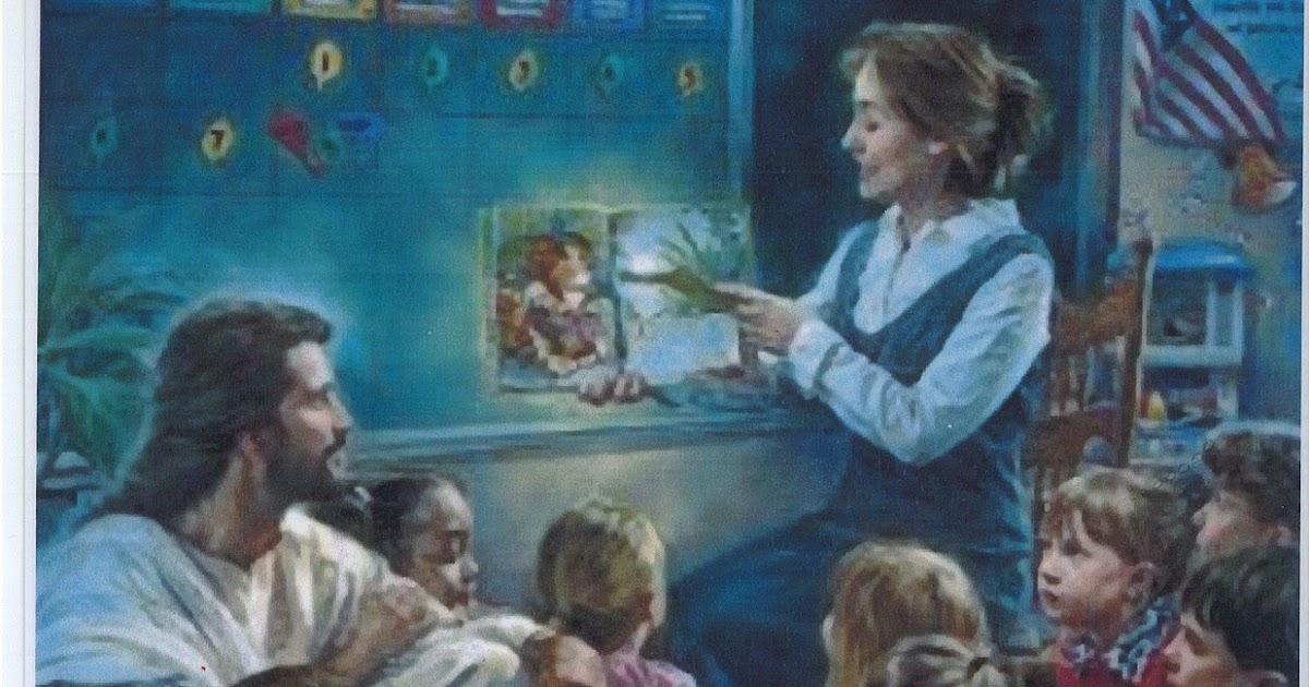 Dana Brown Singleminded Jesus In My Classroom