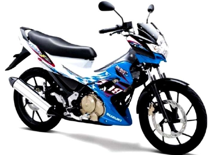 Suzuki Satria F150 (FU150SCDZ) Special Edition