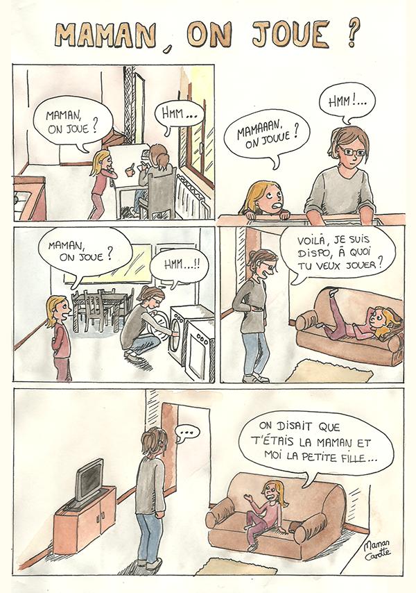 Le rôle de mère