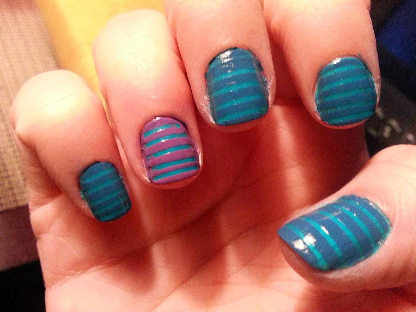 nail art faile