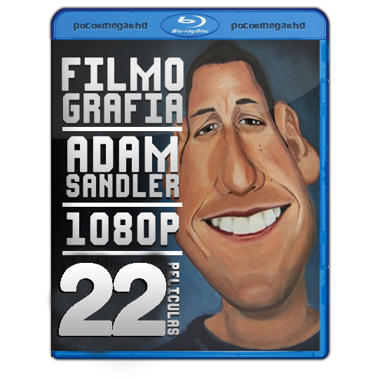 Filmografia Adam Sandler (1994 – 2013) BRRip 1080p Audio Dual Latino/Ingles 5.1