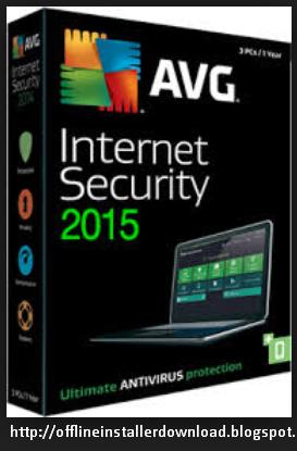 Download AVG Internet Security 2015 Offline Installer Latest Download