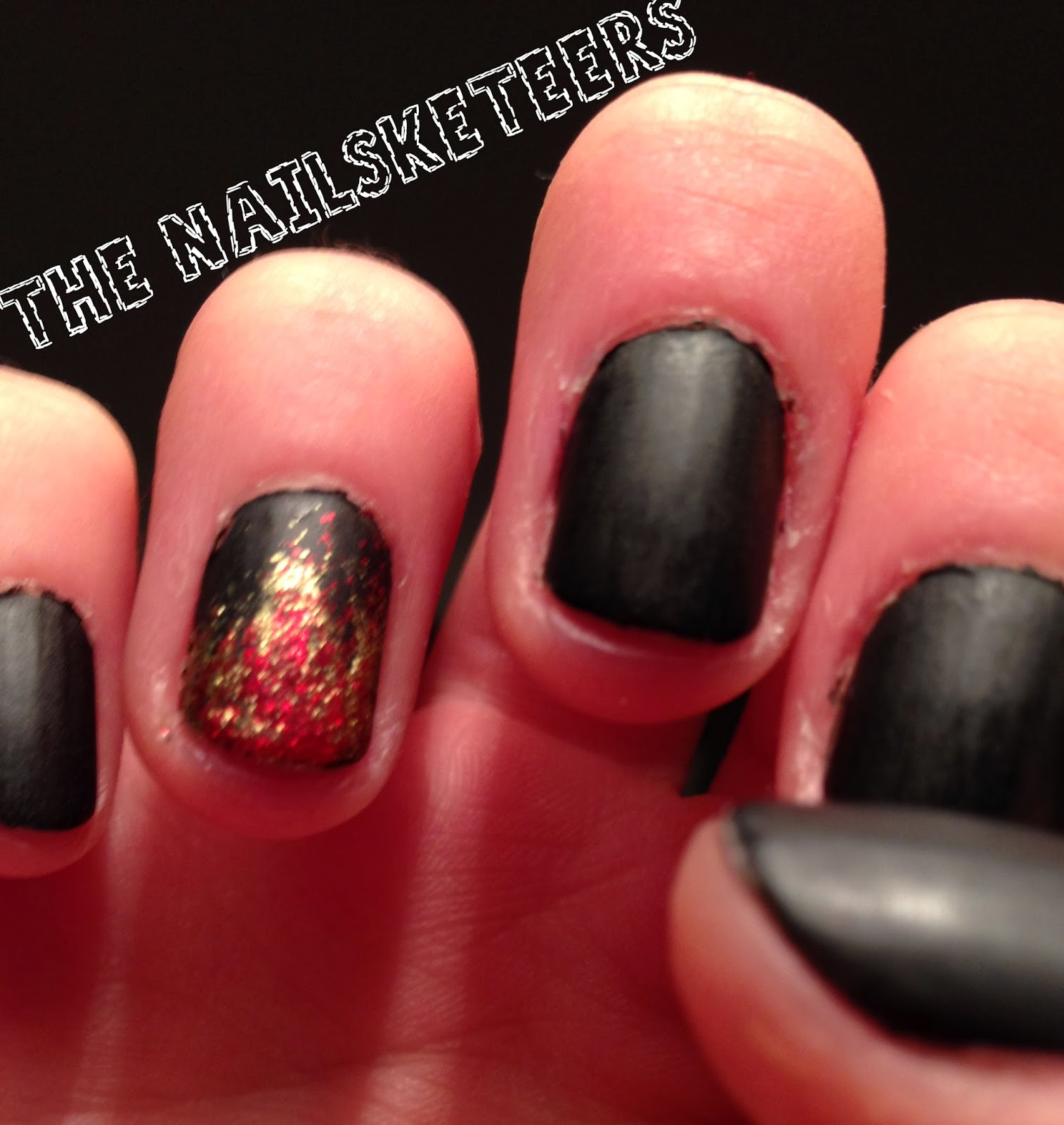 Nail Art Games For Girls Only: The Nailsketeers: Hunger Games Nails