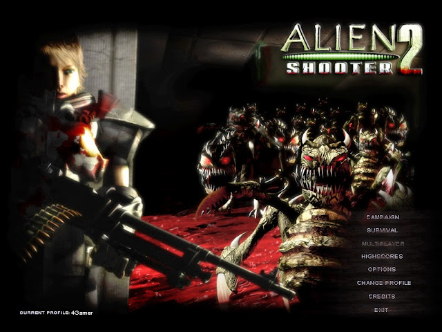 Download Alien shooter 2 Full