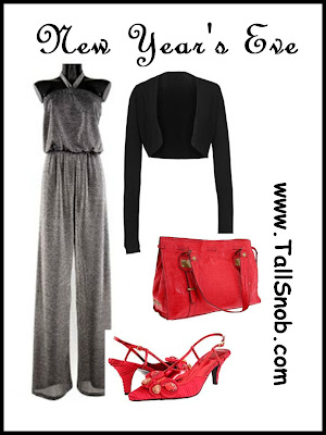 womens tall jumpsuit for new years eve
