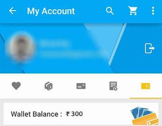 zopper wallet balance