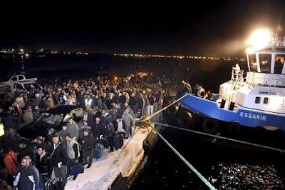 Indian killed while fleeing Libya