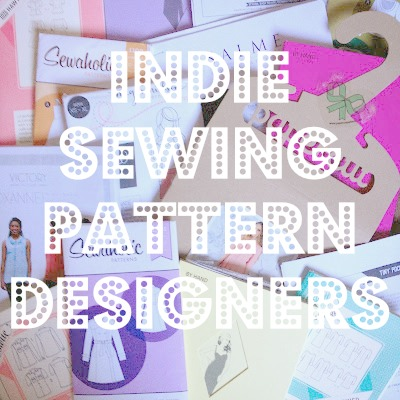 Diary of a Chain Stitcher : Indie Pattern Designers