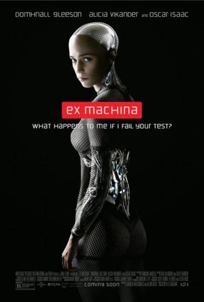 تحميل فيلم Ex Machina dvd كامل
