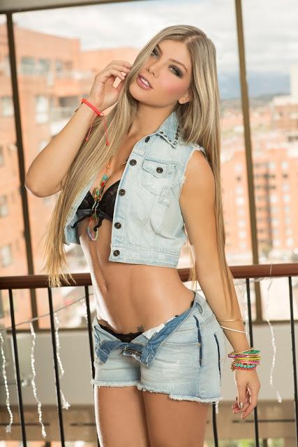 Sofia Jaramillo - Modelo Colombiana