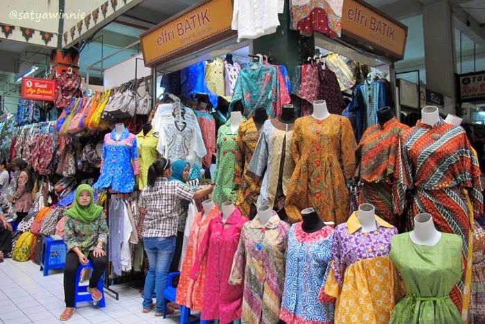 Blusukan di Pasar Beringharjo Yogyakarta  Travel Journal of Satya