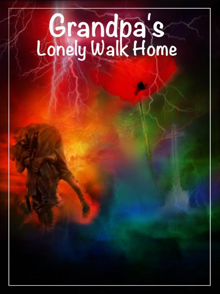 Grandpa's Lonely Walk Home