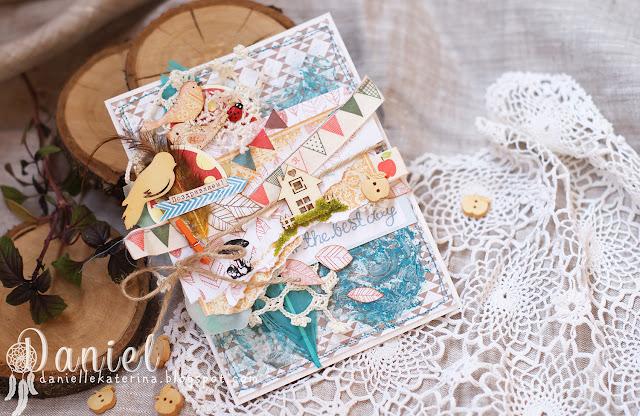 открытка+осенний+подарок