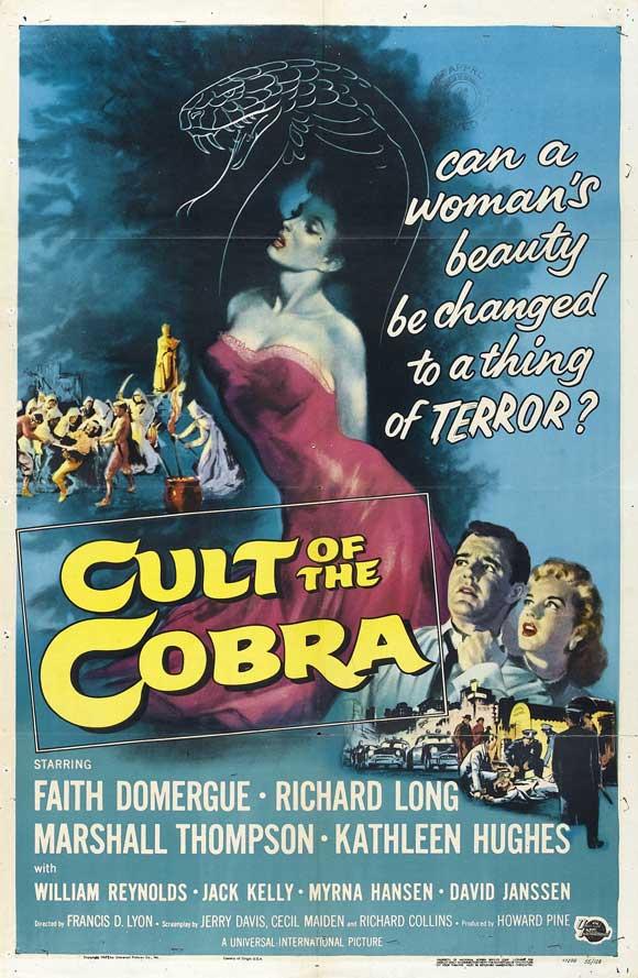 La mujer serpiente (1955)