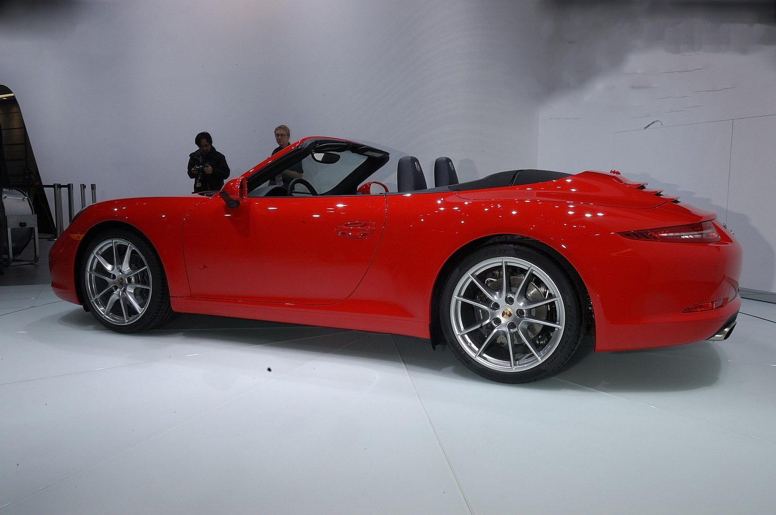 auto 2013-porsche-911-cabriole