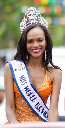 miss world us virgin islands 2011 winner esonica veira