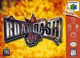 Download Games Road Rash N64