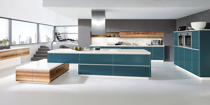 LAOROSA DESIGN JUNKY Contemporary Modern Kitchens 14pics