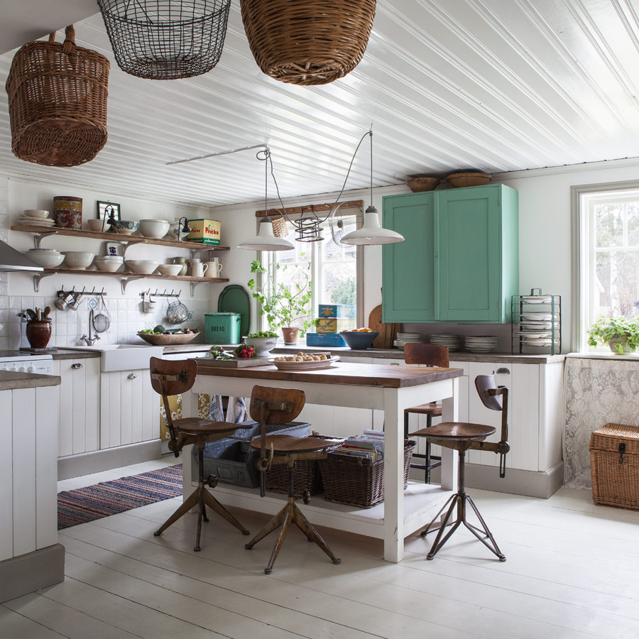 lily 39 s shabby decor skandynawska biel w kuchni i jak j prze ama. Black Bedroom Furniture Sets. Home Design Ideas