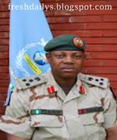 General P.T. Boroh appointed as the new Coordinator of the Amnesty Programme
