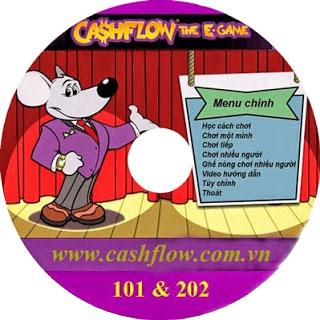 Egame game cashflow (Đĩa CD)